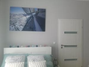 Apartament Cicha Przystań