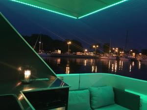 Sunset Houseboat