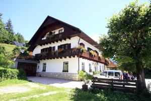 Accommodation in Bohinj