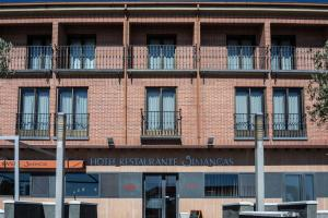 A Hotel Com Hotel Simancas Hotel Simancas Spain