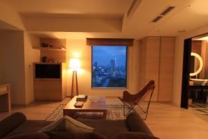 The Royal Park Hotel Tokyo Shiodome, Отели  Токио - big - 62