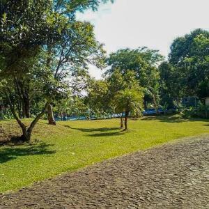 Balneário Vier, Dovolenkové parky  São Pedro de Butiá - big - 38