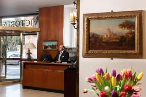 Hotel Victoria, Hotels  Rom - big - 46