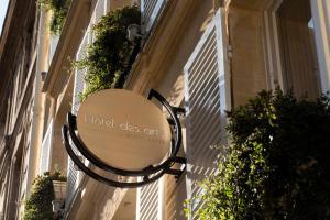 Location gîte, chambres d'hotes Hôtel des Arts Montmartre dans le département Paris 75