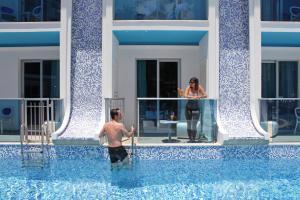 Отель Ocean Blue High Class, Олюдениз