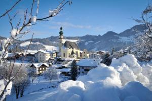 Ferienwohnung Don Camillo - Apartment - Reith im Alpbachtal