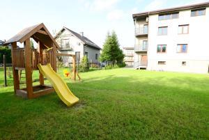 Apartmán Apartament Księżycowy Wilkowice Polsko