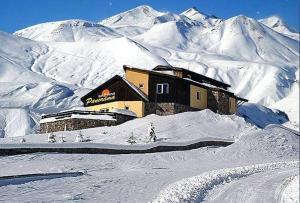 Отель Ski House Panorama, Гудаури