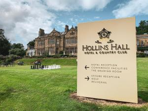 Hollins Hall Hotel Golf Country Club