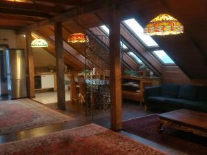 A beautiful loft in a Villa in Warsaw
