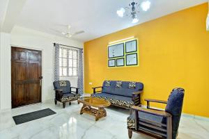 Well-Furnished 2BR Home in Varca, Goa, Апартаменты/квартиры  Marmagao - big - 27