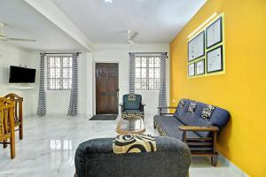 Well-Furnished 2BR Home in Varca, Goa, Апартаменты/квартиры  Marmagao - big - 22