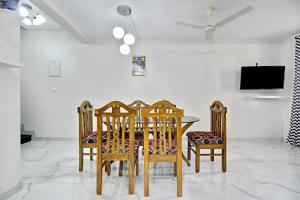 Well-Furnished 2BR Home in Varca, Goa, Апартаменты/квартиры  Marmagao - big - 41