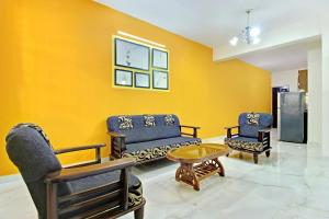 Well-Furnished 2BR Home in Varca, Goa, Апартаменты/квартиры  Marmagao - big - 19