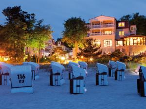 Travel Charme Strandhotel Bansin, Hotels  Bansin - big - 1