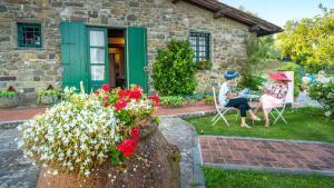 Romantic house Il giardino degli olivi - AbcAlberghi.com
