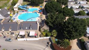 Location gîte, chambres d'hotes Camping les Palmiers dans le département Morbihan 56