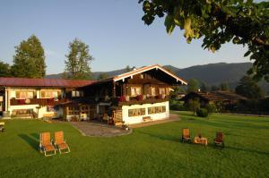 Ferienwohnungen Grünsteineck - Au