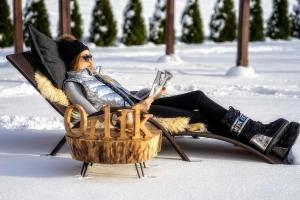 Pensjonat Orlik Mountain Resort&SPA - Hotel - Bukowina Tatrzanska