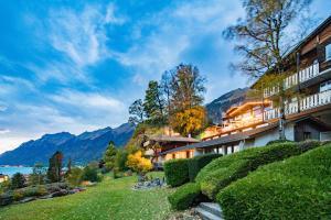 Garten Hotel Lindenhof - Brienz Axalp
