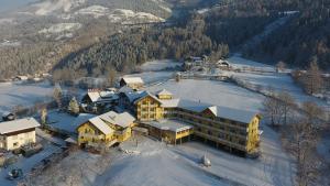 Hotel Erlebnishotel-Mölltal Obervellach Rakousko