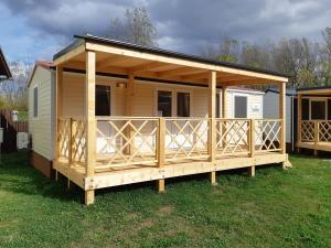 Mobile Homes and Apartment - Terme Čatež