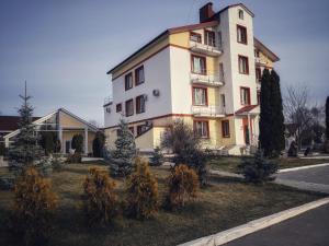 Отель Озерки