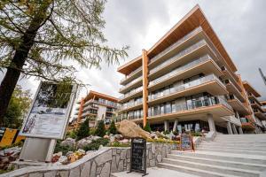 Apartmán LIANA Hrebienok C206 - Hotel - Stary Smokovec