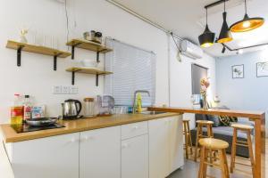 【Guang Jiao.Yi】City Apartment, Apartments  Guangzhou - big - 11
