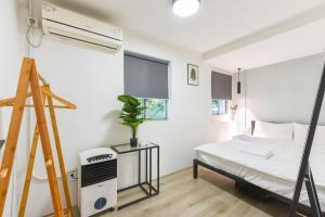【Guang Jiao.Yi】City Apartment, Apartmanok  Kuangcsou - big - 13