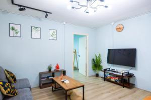 【Guang Jiao.Yi】City Apartment, Apartments  Guangzhou - big - 17