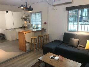 【Guang Jiao.Yi】City Apartment, Apartmanok  Kuangcsou - big - 18