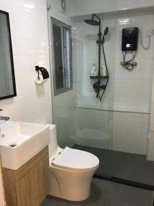 【Guang Jiao.Yi】City Apartment, Apartmanok  Kuangcsou - big - 19