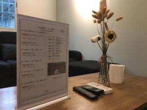 【Guang Jiao.Yi】City Apartment, Apartmanok  Kuangcsou - big - 20