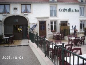 Hotel Saint Martin - Goncourt
