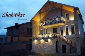 Hotel Shubitidze, Бакуриани