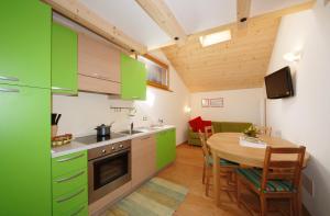 Casa Seler - Appartamento verde