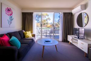 Accommodation in Australian Capital Territory