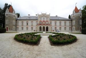 Chateau Heralec Boutique Hotel..