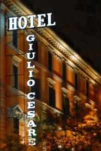 Hotel Giulio Cesare, Отели  Рим - big - 79