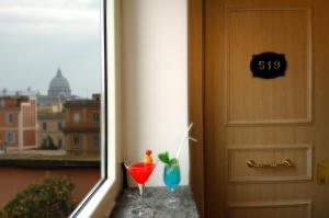 Hotel Giulio Cesare, Отели  Рим - big - 70