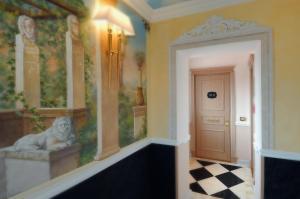 Hotel Giulio Cesare, Отели  Рим - big - 71