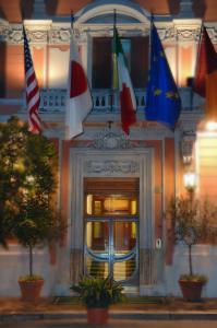 Hotel Giulio Cesare, Отели  Рим - big - 80