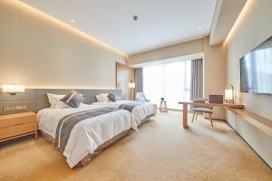 Burrit Hotel, Отели  Yuyao - big - 5
