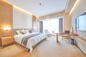 Burrit Hotel, Отели  Yuyao - big - 26