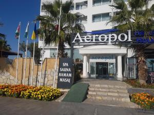 Отель Acropol Beach Hotel, Анталия