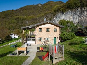 Cozy Chalet at Marone Lake Lombardy with Pool - AbcAlberghi.com