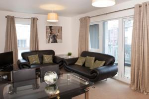 The Coliseum Apartments, Appartamenti  Cheltenham - big - 8
