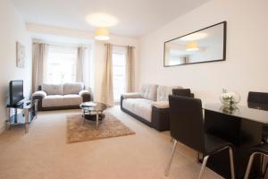 The Coliseum Apartments, Appartamenti  Cheltenham - big - 2