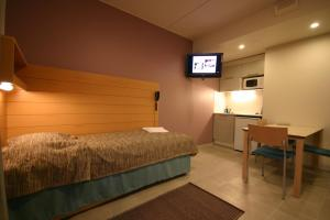Accommodation in Southern Finland